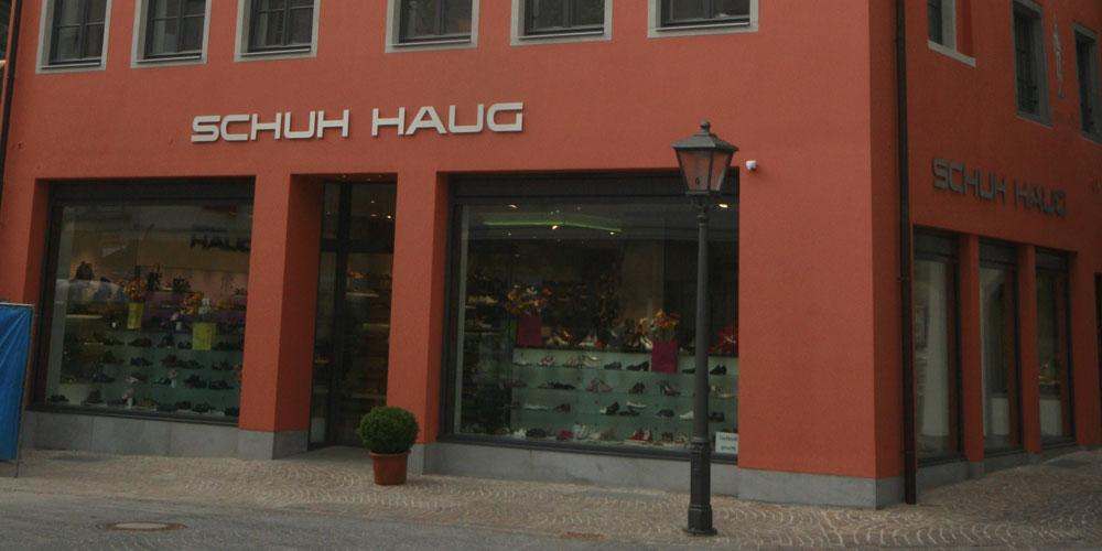 Schuhhaus Aug. Haug GmbH Treffpunkt Konstanz DsvR9