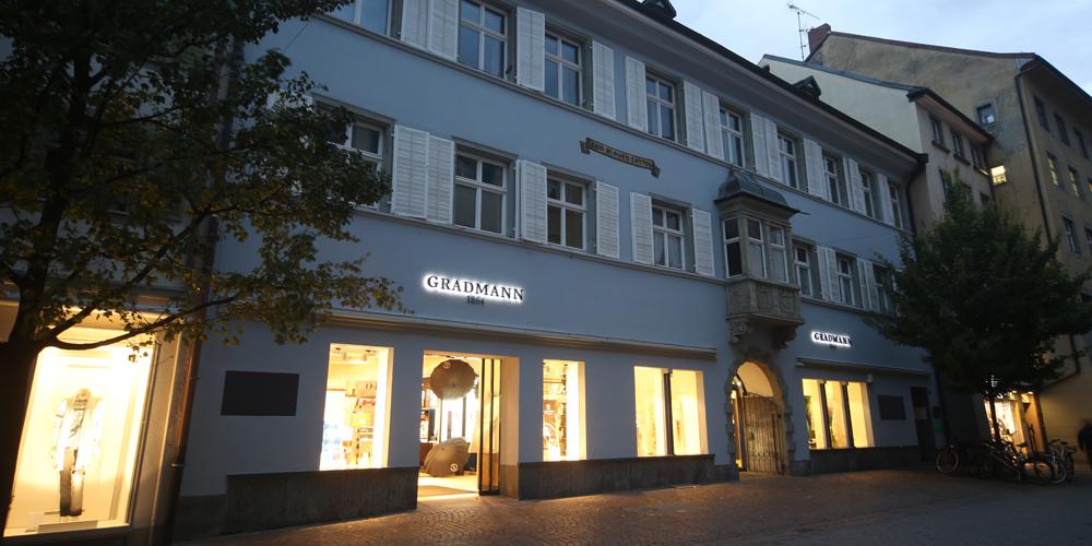 Einrichtungshaus Konstanz parfümerie gradmann 1864 treffpunkt konstanz