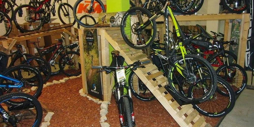 Zweirad Joos, Fahrradlagerverkauf