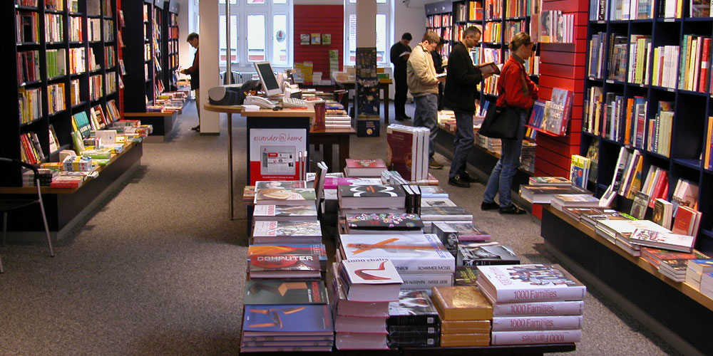 Buchhandlung OSIANDER Kalnzleistraße