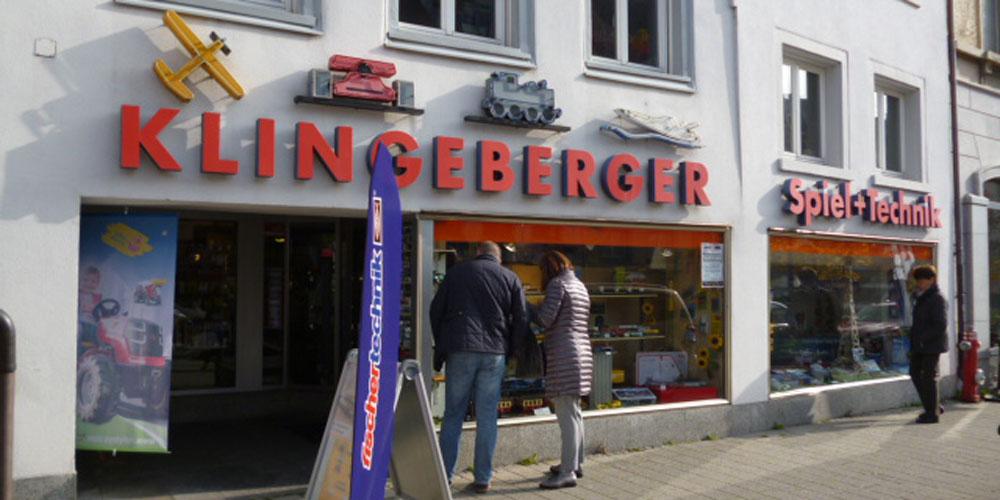 Klingeberger Spiel + Technik