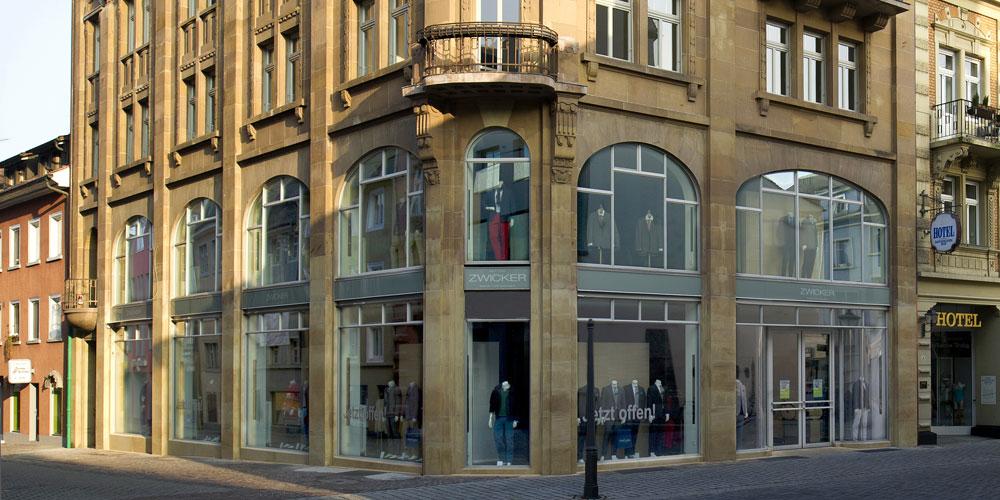 Zwicker - Mode für Männer Rosgartenstraße