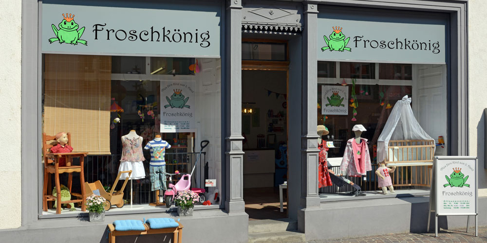 Froschkönig Second Hand
