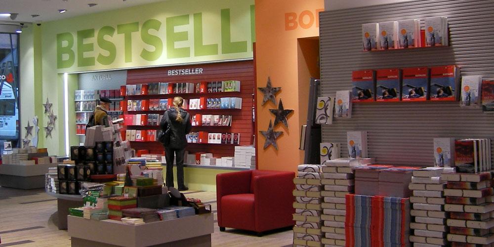 Buchhandlung OSIANDER Rosgartenstraße