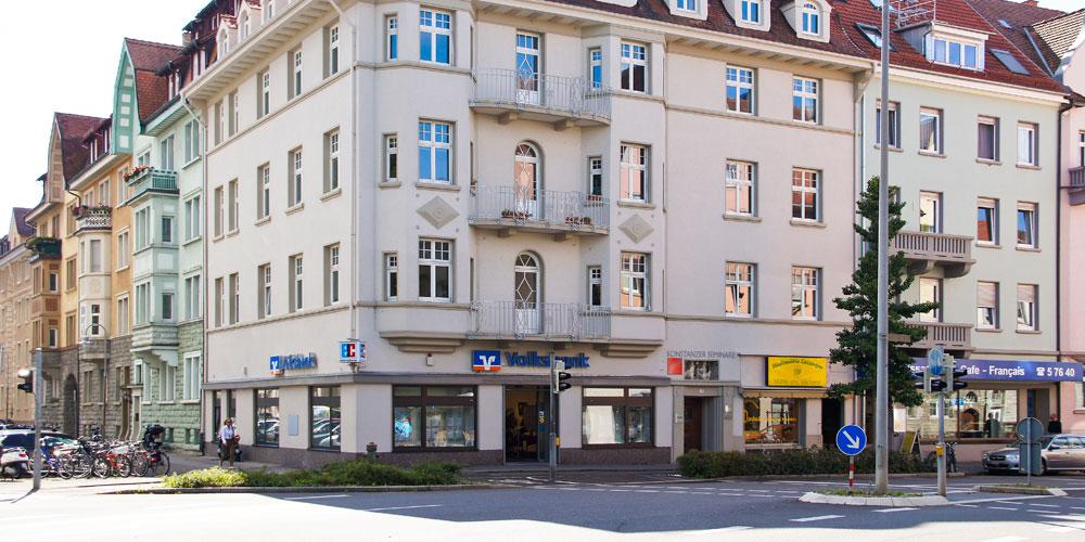 Volksbank Konstanz Petershausen