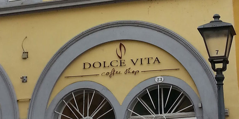 Dolce Vita Coffee Shop