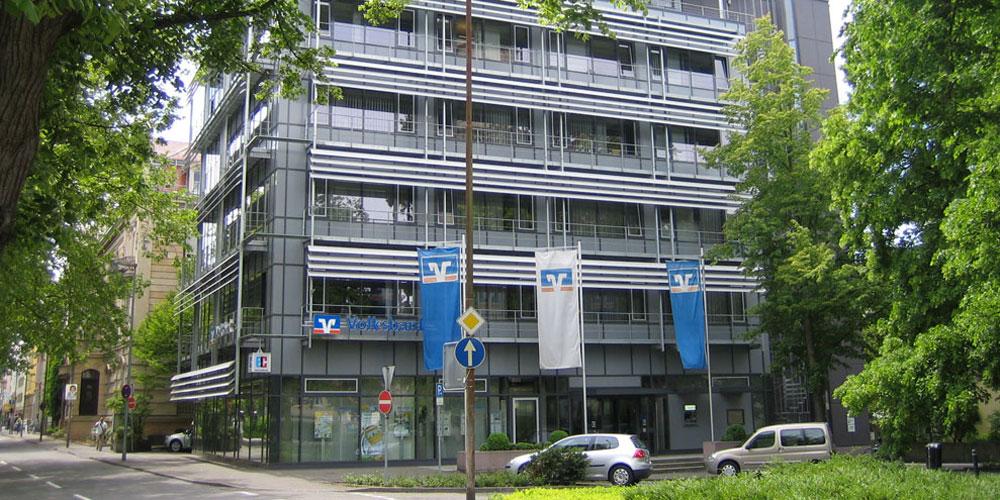 Volksbank Konstanz Lutherplatz