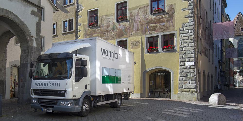 Einrichtungshaus Konstanz einrichtungshaus wohnform kh schmidt treffpunkt konstanz