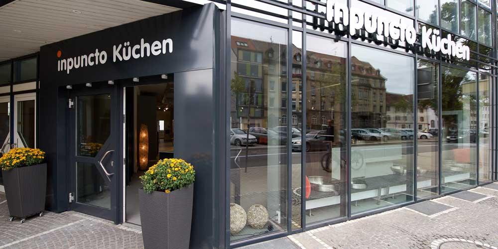 Einrichtungshaus Konstanz inpuncto küchen gmbh filiale konstanz treffpunkt konstanz