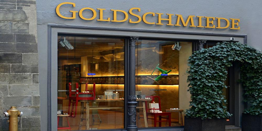 Goldschmiede HJ Baier